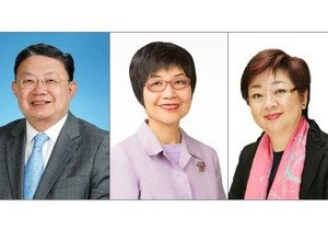 HKBU announces the appointment of major officers of its Council and Court