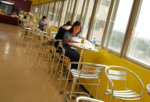 Sweet Heart Café (HKBU) offers a relaxing venue on campus