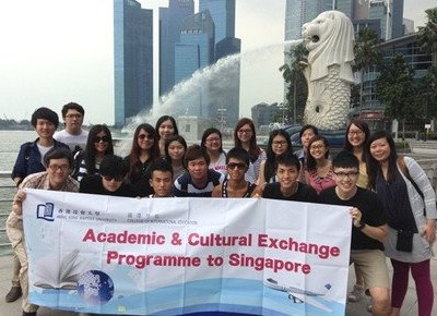 Associate degree students gain cultural exchange in overseas study tours