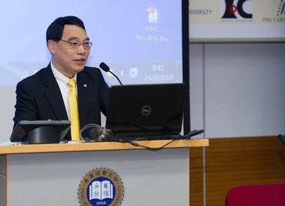 HKBU cohosts first WHO meeting in Hong Kong on flu vaccines