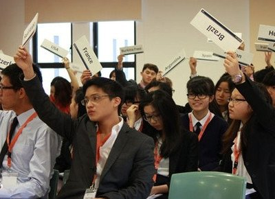 HKBU Model United Nations Conference enriches students' learning experience