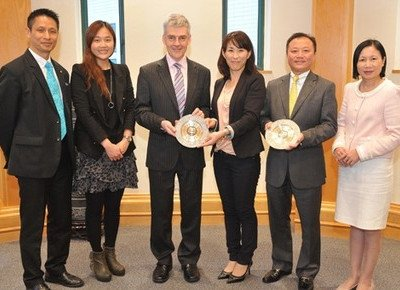 HKBU receives HK$300,000 donation for Centre for Olympic Studies