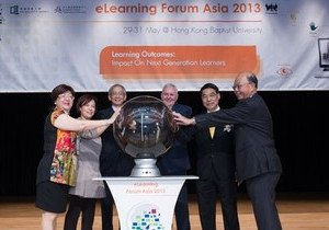 HKBU forum discusses impact of eLearning on next generation learners