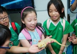HKBU's Science Open Day offers insights on protecting valuable water resources