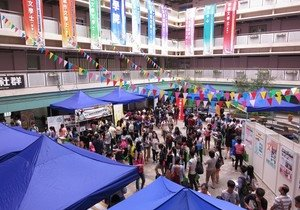 HKBU Information Day attracts 25,000 visitors to learn more about its undergraduate curriculum
