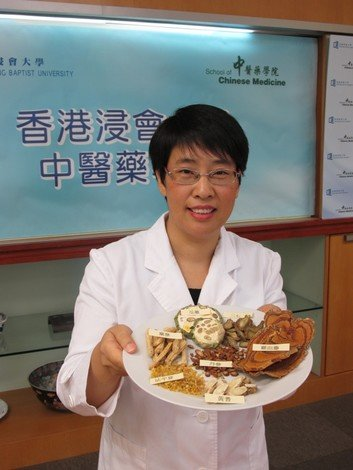 Dr. Zhang Hongxia says Chinese medicine treatment helps reduce degree of coronary artery stenosis by 50%