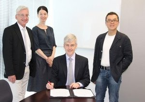 HKBU signs MOU with Max Weber Foundation in Germany for joint research collaboration