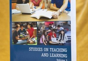 Work of selected academics published to promote scholarship of teaching and learning