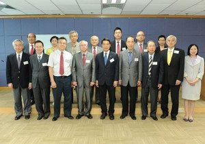 Hong Kong Kwun Tong Industries and Commerce Association delegation visits HKBU