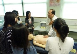 School of Chinese Medicine organises Information Day for secondary school students