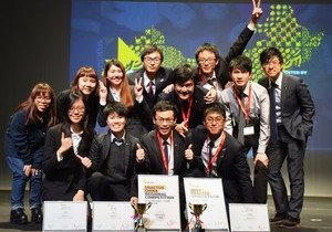 Enactus student delegation shines in two social entrepreneurship competitions