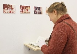 Visual Arts students' works on show in Germany