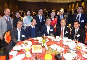Overseas and local alumni chapters celebrate HKBU 60th Anniversary