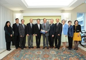 HKBU receives donation in support of history project