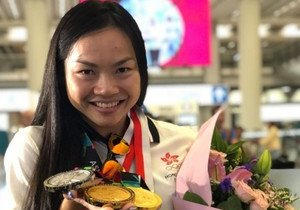 HKBU students shine at Asian Games