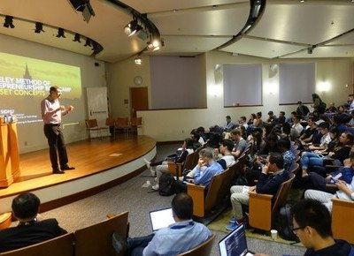 HKBU students join entrepreneurship bootcamp and startup programme at UC Berkeley