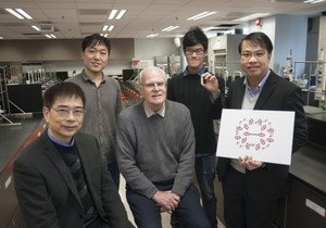 HKBU's world-first breakthrough in macromolecular machines for actively controlled cancer drug delivery