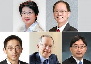 HKBU to confer honorary doctoral degrees on five distinguished persons in November