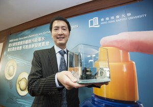 HKBU study: Sunscreen chemicals harm fish embryos and could pose risk to humans