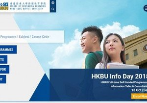 Three HKBU websites win international awards