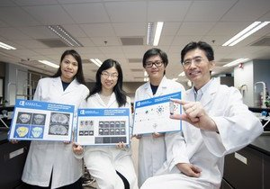 HKBU's new nanomaterial could enable early detection and diagnosis of Alzheimer's disease
