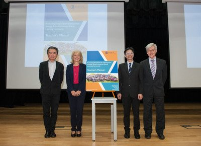 Department of Education Studies launches new teacher's manual in workshop for principals and teachers