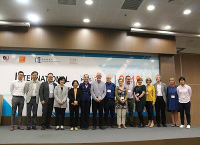 Department of Journalism co-hosts International Media Education Summit