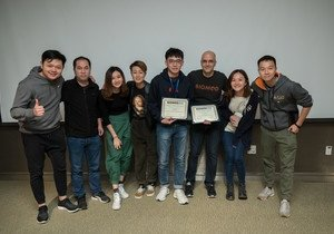 HKBU students shine at international Biomolecular Design Competition