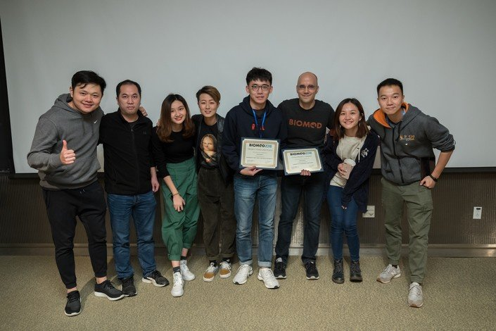 The HKBU team consist of students from different majors who showcase their multidisciplinary expertise at the international Biomolecular Design Competition.