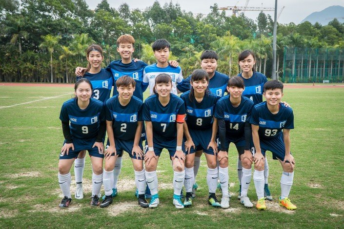 Since most of the players of the HKBU team will graduate this year, the team felt it had its back against the wall, pushing them to do their best. Eventually they were crowned champion.