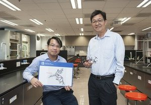 HKBU chemists win overseas lectureship awards