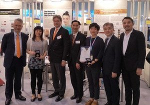HKBU teams win medals at First Asia Exhibition of Inventions Hong Kong