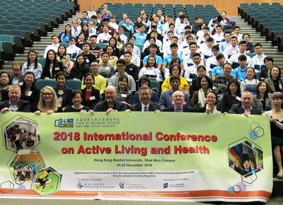 School of Continuing Education hosts international conference on active living and health