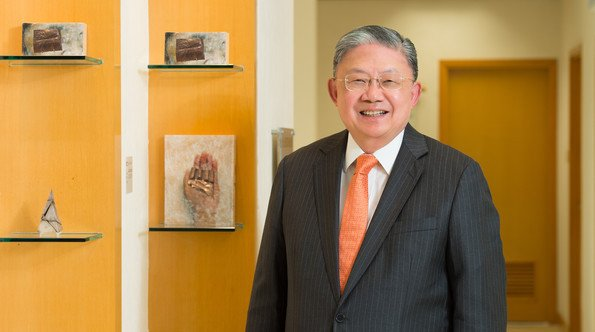 Chairman Mr YK Cheng: My days at HKBU