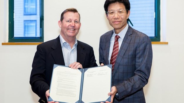HKBU signs student summer studies agreement with UC Berkeley