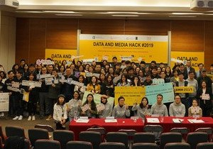 HKBU hosts Hong Kong first data and media hackathon