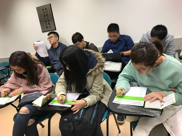 HKBU has promoted an inclusive culture over the years. Previously, the University organised a Braille Production Workshop to teach students how to produce braille.