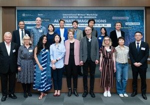 HKBU welcomes six international writers for four-week residency