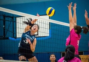 HKBU women's volleyball team wins historic championship