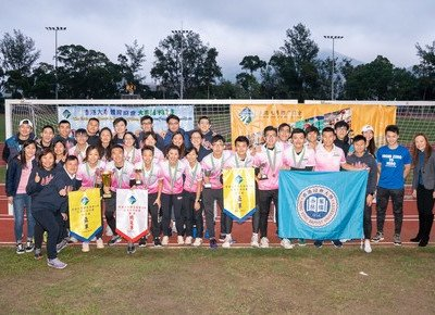 HKBU woodball team and basketball team excel at intervarsity competition