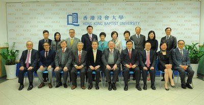 HKBU Foundation announces new term of Board of Governors and establishment of Young Entrepreneur Committee