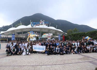 HKBU educates secondary school students about culture of customer service appreciation
