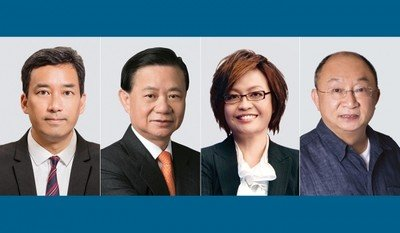 HKBU to present Distinguished Alumni Award to Ronnie Cheng, Eddie Chui, Kitty Lun and Patrick Siu