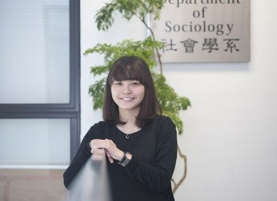 Sociology student wins Sir Edward Youde Memorial Scholarship