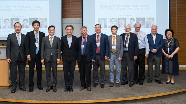 HKBU holds first-ever Lilly-Asia conference