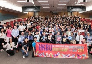 University organises international bootcamp to promote entrepreneurship