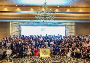 Beijing alumni chapter established