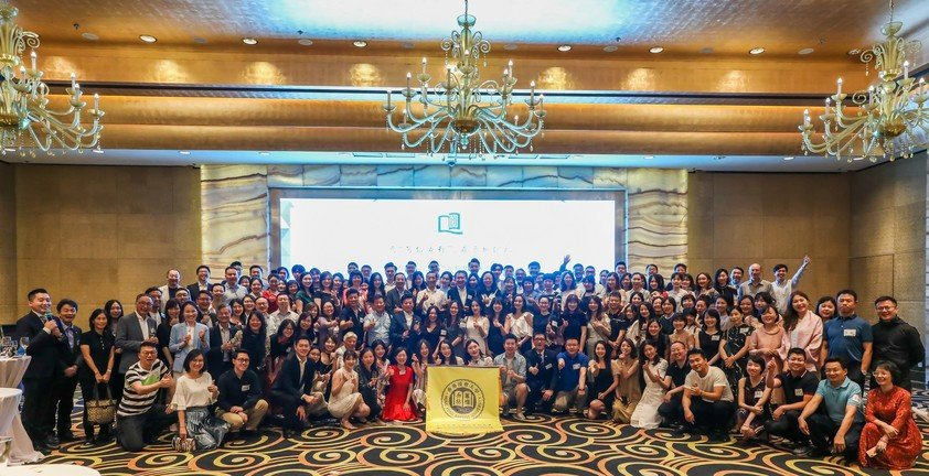 The HKBU Alumni Association of Beijing connects alumni and keeps them abreast of their alma mater's development