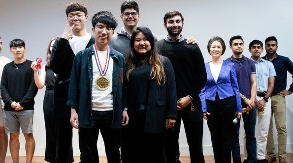 HKBU student joins winning team at entrepreneurship bootcamp