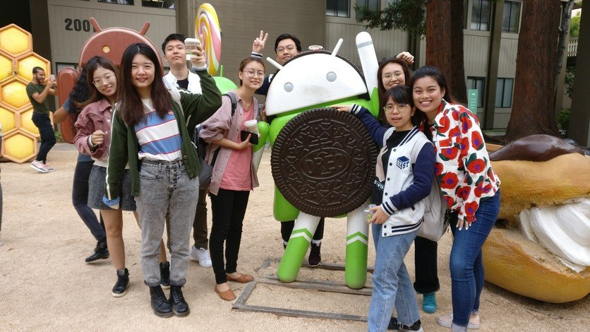 Eight HKBU students who participate in the Startup Semester Programme of UC Berkeley visited companies in Silicon Valley.